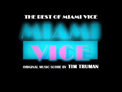 The Best of Miami Vice TV 1989 Television Soundtrack Season 5 Original Music by Tim Truman
