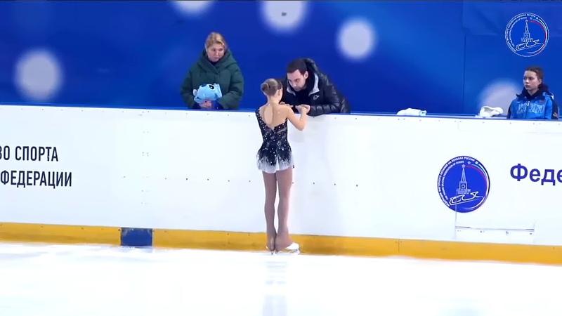 Алиса ЮРОВА ПП 14.3.2021 Всероссийские соревнования Мемориал С.А. Жука(Саранск)