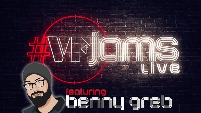 VFJams LIVE Benny Greb
