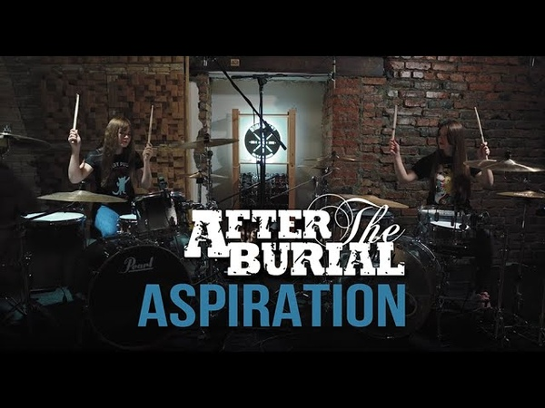 After The Burial Aspiration Drumcover