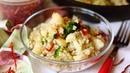 🍲 Рис с брокколи и цветной капустой — видео рецепт. Как приготовить простой ПП гарнир