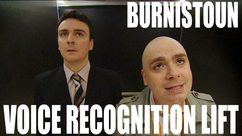 Burnistoun - Voice Recognition Lift