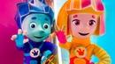 Фиксики - Помогатор ✌️🎸 Дрыц-тыц телевизор 🧑🎤 Песенки для детей Познавательные мультики