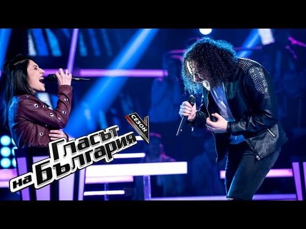 Виктория vs Никола – Oh! Darling – Гласът на България 5 – Вокални двубои (08.04.2018)