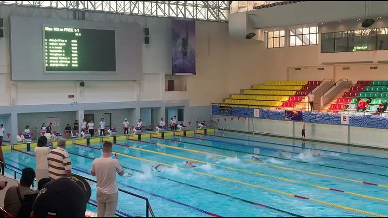 Race Video From Uzbekistan Open Where Athlete Alleges Timing Manipulation 100Free M Final