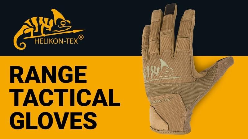 Helikon Tex Range Tactical Gloves Hard®