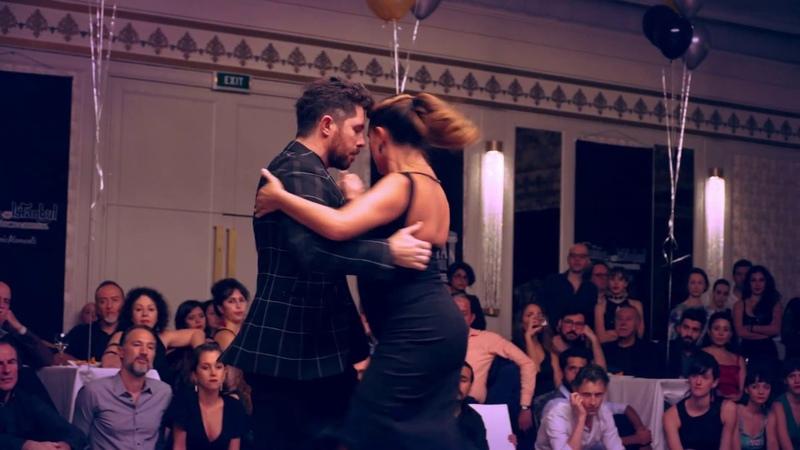 Exceptional Performance of Vanessa Gauch Eşref Tekinalp , Desencuentro, Sultanstango18