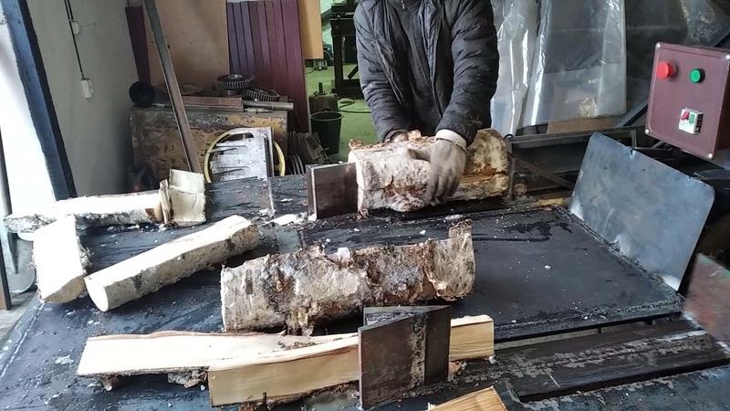 станок для колки дров √60