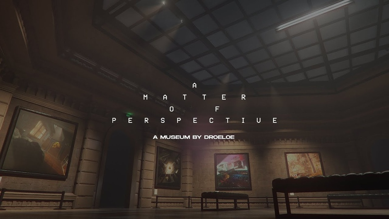 DROELOE - A Matter of Perspective Museum (Full Audio-Visual Experience)