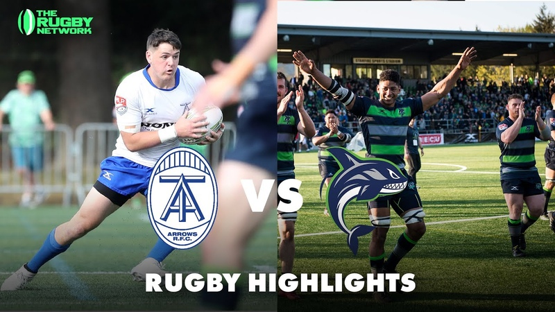 JP Doyle is back refereeing Toronto Arrows vs Seattle Seawolves MLR Rugby Highlights RugbyPass