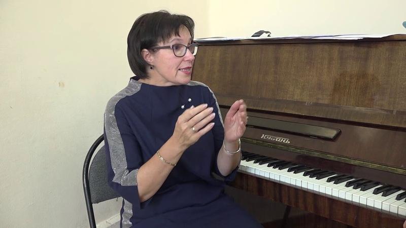 Мастер класс Система методов вокальной работы в вокально хоровых коллективах Николаева Анэта