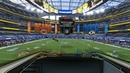 NFL 2020-2021, Week 07, Chicago Bears - Los Angeles Rams, RU, Viasat Sport HD
