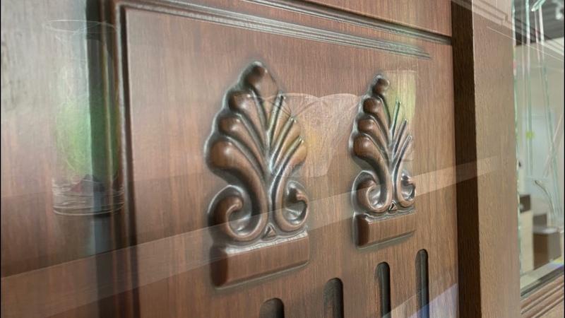 Гостиная Лючия от Мебельной Фабрики Яна в МЦ 12 стульев г Евпатория