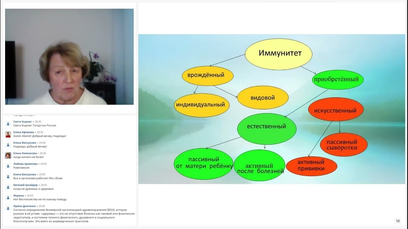 Посыл Человечеству - Борецкая Н. М. - врач невролог высшей категории