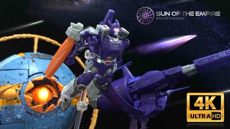 Newage NA H23 Destron Leader Darius|Legends Class Galvatron Q. Review 233