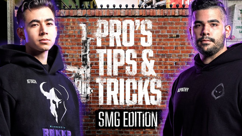 How to Play like a PRO SMG! | Role Call SMG Edition — Ft. Attach Apathy