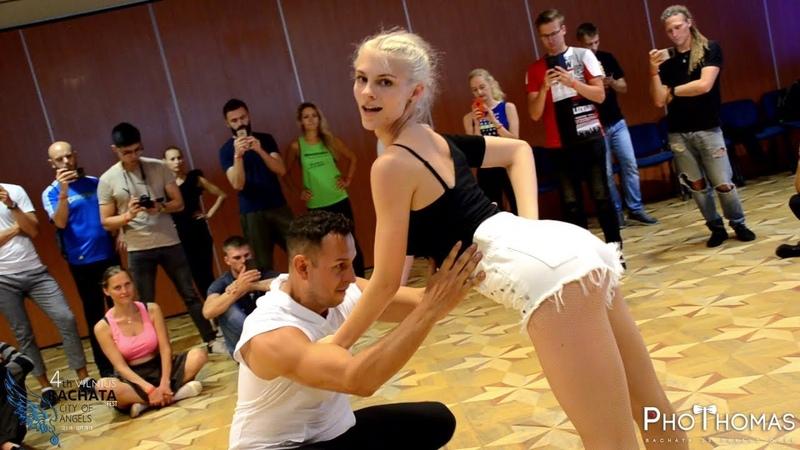 Azael Sindi Bad Guy @ 4th Vilnius Bachata Fest 2019