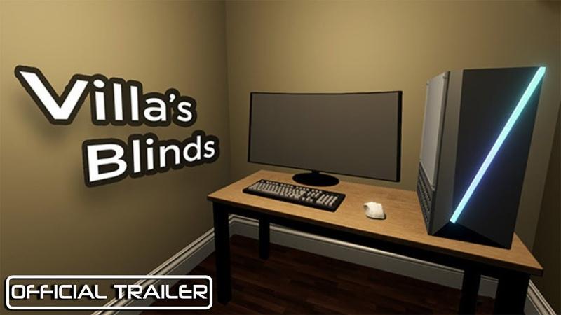 Villas Blinds Official Trailer - Çamlıca Gamelab [2021]