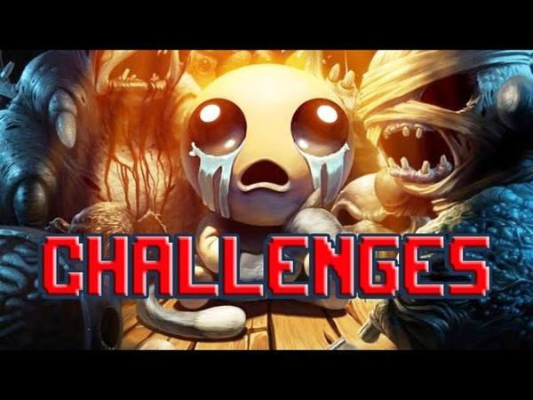 The Binding of Isaac Repentance ► Challenge SCAT MAN ► Прохождение 9