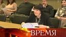 Шеф-редактор Ольга Иванова сделала и сегодняшний, и сотни других выпусков программы «Время».