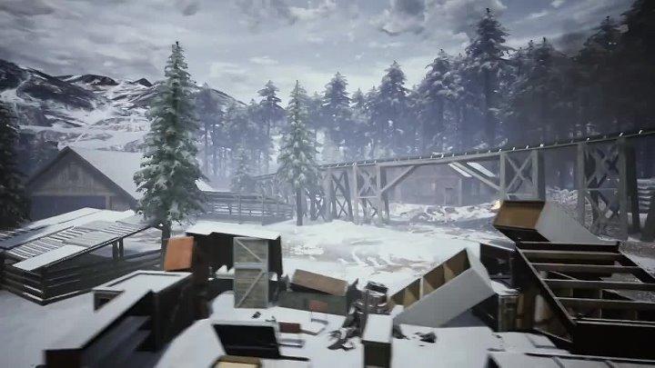 FrostFall становится Red Frost Новое видео