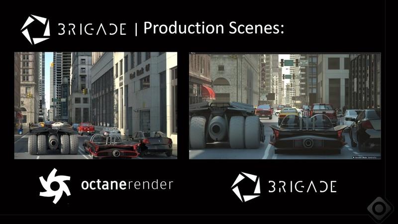 OTOY GTC 2020 Fall - Clip 2 Octane Multi-Render, Brigade, RNDR, Hydra, Octane X, ARXR!