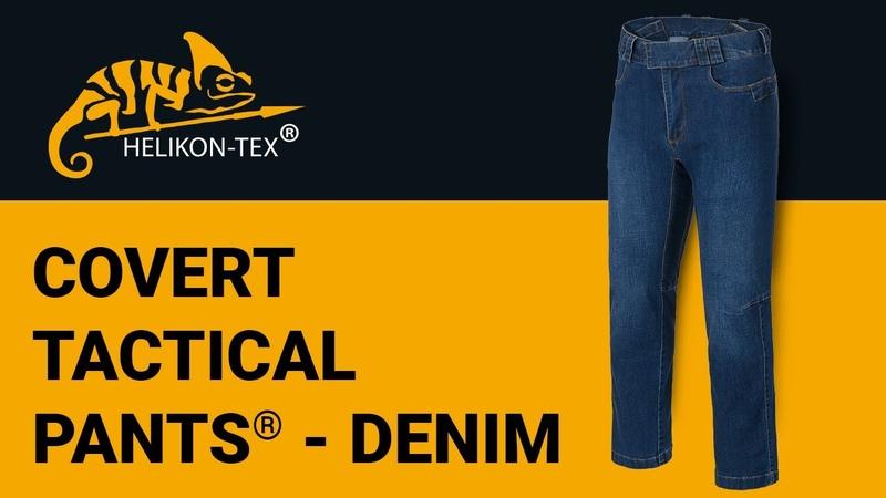 Джинсы Covert Tactical Pants® Denim от Helikon Tex