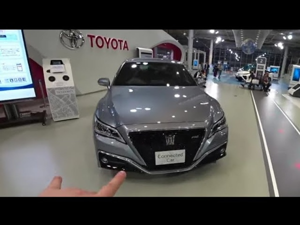Авторынок ЦЕНЫ, Новый Тойота Краун! Тойота Королла Камри рав 4 Дром ру авто из Японии Зелёный угол