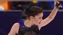 Женщины. Танцы на льду. Пары. Произвольная программа. Гран-при по фигурному катанию 2020/21