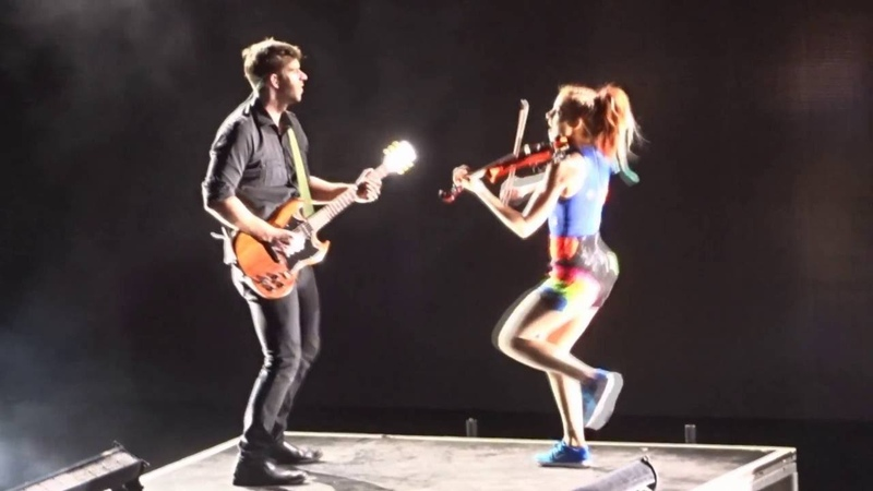 Lindsey Stirling - Roundtable RivalDont Let This Feeling Fade - 10052016