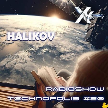 XY-unity Halikov - Radioshow Technopolis 20