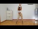 ❤ Bachata estilo chica brazos - DEISY CARRERA