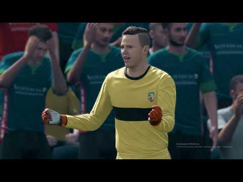Футбол Miedź Legnica Польша Canada Виртуальный Кубок Random CUP 1 8 финала FIFA