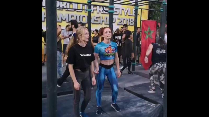 Top Russian Workout Girls