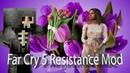 Обзор обновлённого мод на Far Cry 5 Resistance Mod Празднуем с Верой 8-е марта