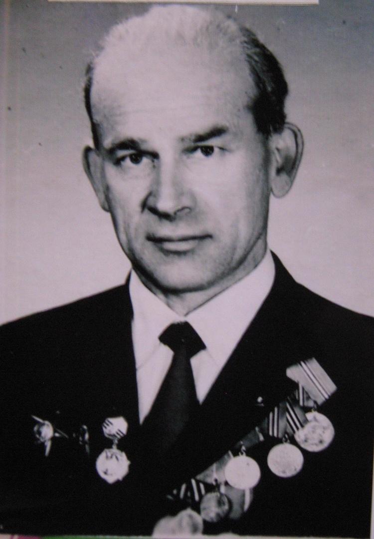 Жигалко Федор Гаврилович
