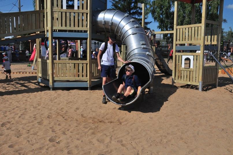 Эксплуатация оборудования для детских игровых площадок, изображение №9