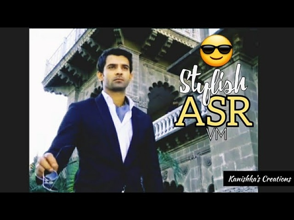 ASR rocks😎 stylish tune feat Arnav Singh Raizada watch till end