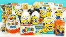 МИНЬОНЫ 2020 СЮРПРИЗ Mix! ГРЮВИТАЦИЯ, игрушки, мультик ГАДКИЙ Я Sweet Box, Kinder Surprise unboxing