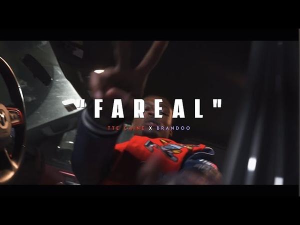 TTECaine X TTE Brandoo — Fareal