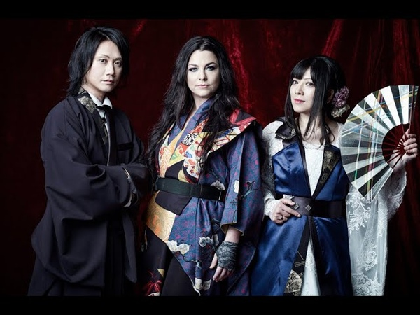 Wagakki Band ft. Amy Lee Senbonzakura 千本桜 (Live Premium Symphonic Night 2)