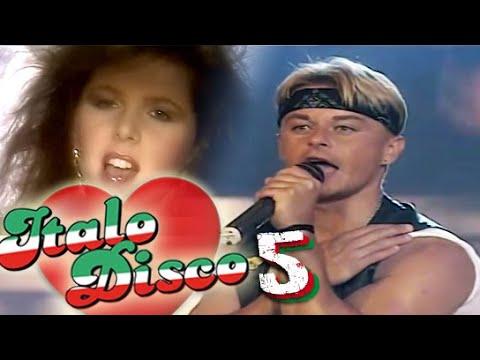 VIDEOMIX HQ ITALODISCO Hi-NRG Vol.5 by SP -80s Dance Classics- italodisco