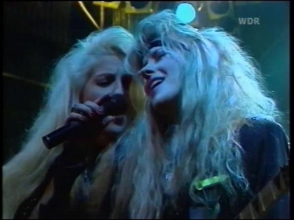 VIXEN Live Köln 1991 Full