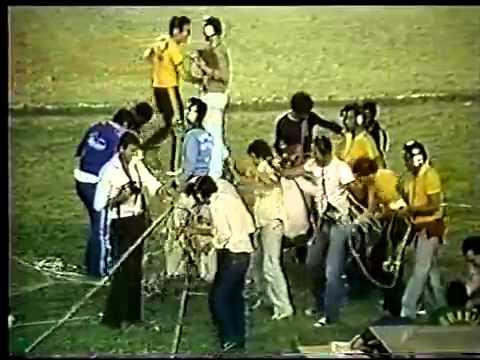 Copa America 1979 Brazil vs Argentina