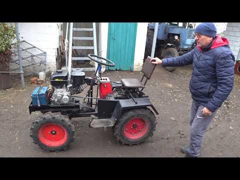 бензиновый двигатель на мототрактор вейма 16л с