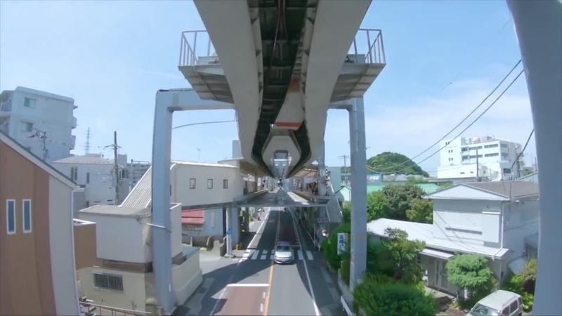 Японский почти-SkyWay