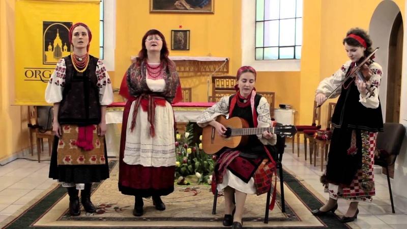 Згадай же дівчино той вечір чудовий Ukrainian folk romance