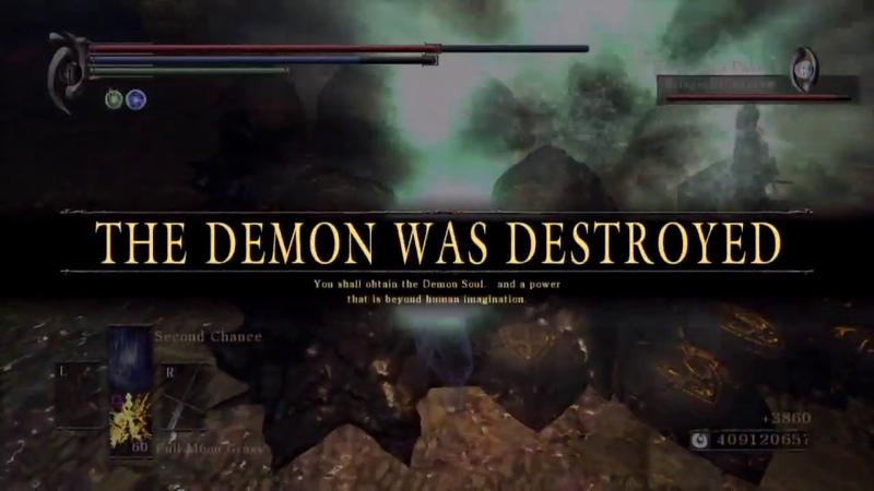 PS3 Super Slim Demons Souls - Level 712 Co-op. [August 23, 2019].