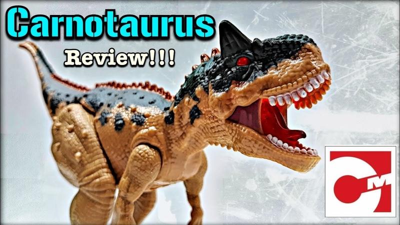 Chap Mei Carnotaurus Review