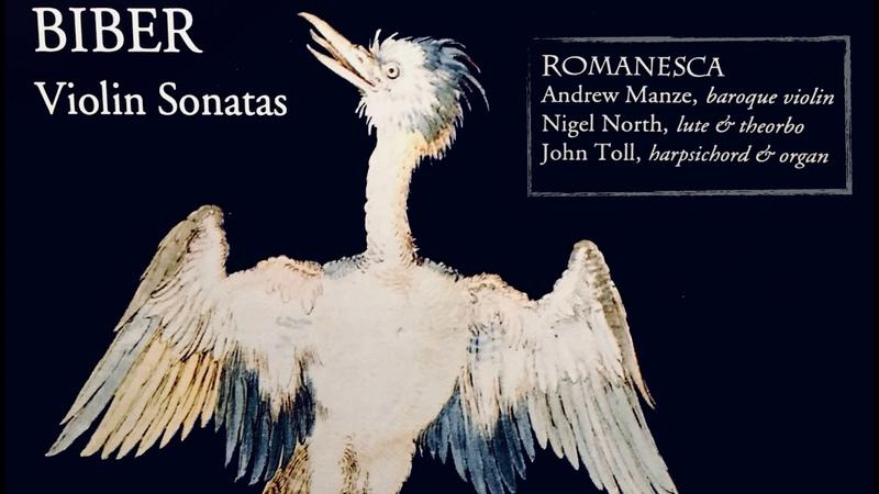 Biber - The Violin Sonatas Presentation (reference recording Trio Romanesca)